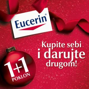 Eucerin 1+1 poklon