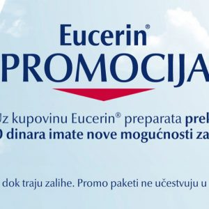 Eucerin promocija – jun