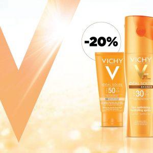 Vichy Sun -20 %