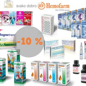 Hemofarm promocija