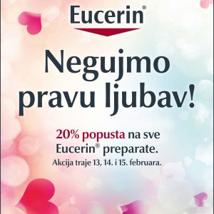 Eucerin – 20%