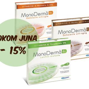 Monoderma -15%