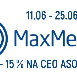 MaxMedica -15%
