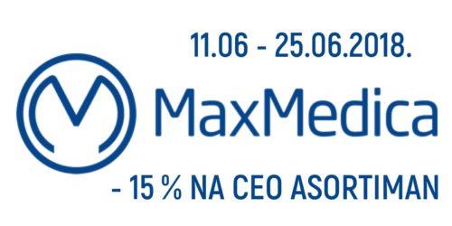 max medica -15%